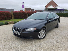 Volvo S80 2.4 D SE 4dr, Full Leather/ Full Service History/ Timing belt and water pump done