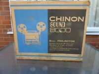 CHINON SOUND PROJECTOR 8000