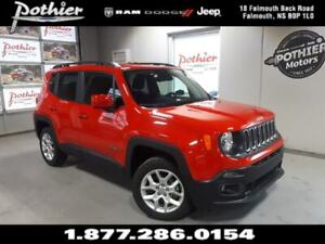 2018 Jeep Renegade North 4X4 | HEATED MIRRORS | REAR CAMERA | RE