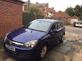 Vauxhall Astra 1.7 CDTI ELITE 5 Door Diesel, with good service history