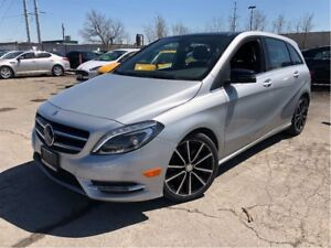 2014 Mercedes-Benz B-Class Sports Tourer PANORAMIC ROOF LEATHER