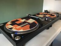 Pioneer PLX 1000 Turntable (pair) - Immaculate Condition!