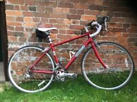 Great Condition Pinnacle Gabbro Women's Bicycle in Red for sale  Acton, London