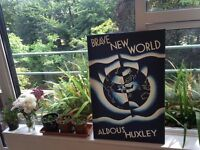 """""""Brave New World"""" - Canvas Mounted Poster (59cm x 84cm)"""