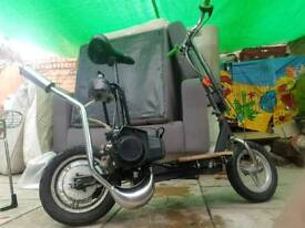 50cc scooter project