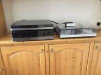 Harmon/ Kardon Hi-Fi separates - Compact Disc Player and Amplifier