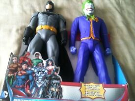 Batman and The Joker 50cm / 20 inches action figures NEW BOXED