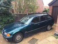 BMW 318i Auto for sale spares or repair