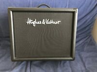 Hughes and Kettner Tubemeister 18 Twelve w/ upgraded speaker & valves. Includes cover & Footswitch