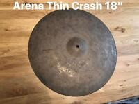 Murat Diril cymbals. Various. As new. Prices listed in description.