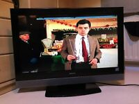 "Hitachi 32"" Plasma LCD TV HD Ready Flat-Screen L32H01UA: 95% Good Working Order"