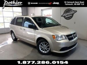 2013 Dodge Grand Caravan SE/SXT | STOW N GO | REAR CAMERA | DVD