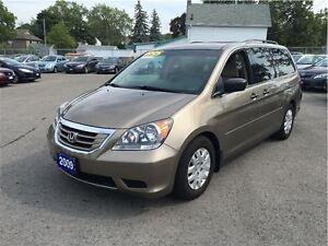 2009 Honda Odyssey LX, 8 Passengers, Loaded
