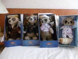 Meerkats new and boxed