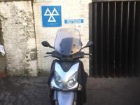 Yamaha xcity 250 2011 not xmax 250 burg man 250