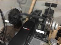 Bodymax CF666 Shoulder and Bench Press