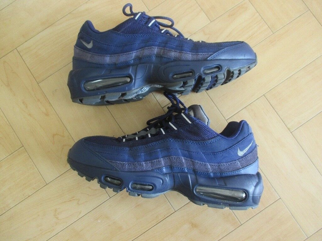 8920f9a94b coupon for genuine nike air max 95 110s mens trainers size uk 7 9816b ccd7a