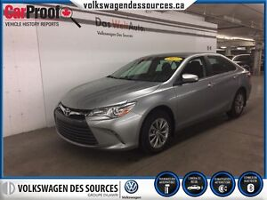 2017 Toyota Camry LE, CAMERA, BLUETOOTH