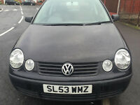 VW POLO BREAKING FOR PARTS ONLY SPARES