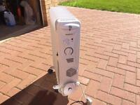 Silver crest electric heater