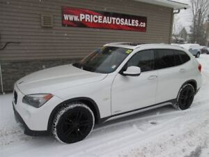 2012 BMW X1 28i XDRIVE - NAVIGATION - LOADED!!!