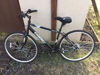 Hardly used mountain/road bike