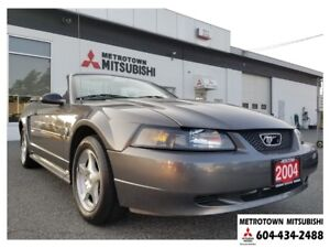 2004 Ford Mustang Deluxe; 40th Anni edition; Local & No accident