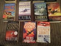A great selection of stephen coonts