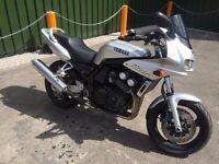 Yamaha Fazer 600 (Y Plate) Good condition