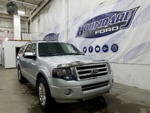 2014 Ford Expedition Max Limited W/ Leather, Power Lift Gate 4WD