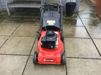Sovereign 4HP power driven petrol lawn mower