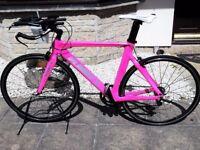 Planet X -Pink - Time Trial/Triathlon Bike