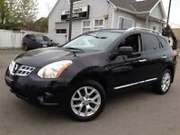 2011 Nissan Rogue SL 1 OWNER AWD LEATHER NAVIGATION