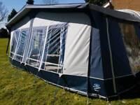 Sunncamp Platinum Mirage Size 13 950 975 Caravan Awning