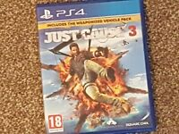 PS4 Just Cause 3 £15 no offers