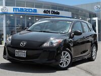 2012 Mazda MAZDA3 GS-SKY-BLUE TOOTH-HEATED SEATS-AUDIO CONTROL