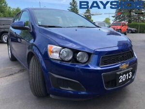 2013 Chevrolet Sonic LT Auto  VERY LOW KMS