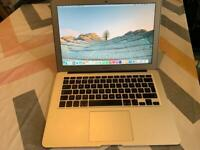 MacBook Air 13 core i5 128gb storage latest apple OS X big sur good condition
