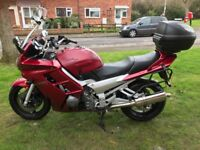 Fjr 1300 excellent cond very low mileage