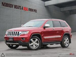 2013 Jeep Grand Cherokee Overland*DVD*Navigation*Cleanest We've