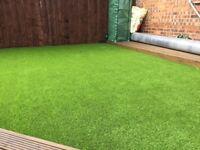 Brand bew artificial grass