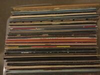 71 vinyl records / LPs sold individually or as collectio