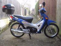 Honda Anf Innova 125