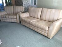 Quality 3 Seater and 2 Seater sofa