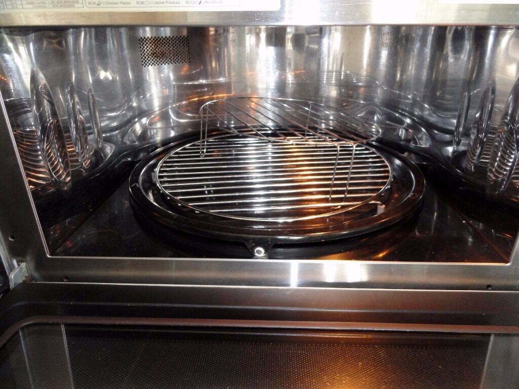Lg Mp 9482s Solardom Combination Microwave Oven