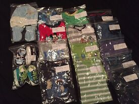 3-6 months baby boys clothes bundle