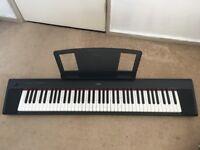 Perfect condition - Yamaha Piaggero NP-31 keyboard