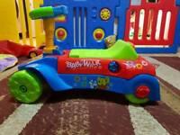 Baby walker, educational truck, learning,/musical