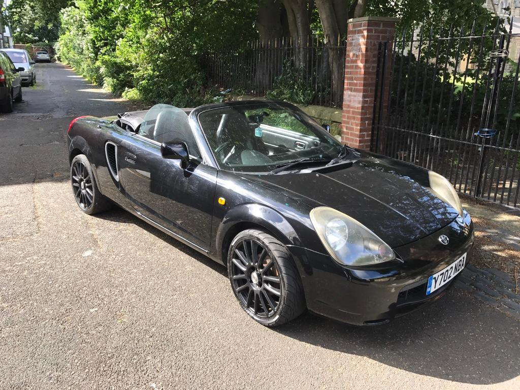 toyota mr2 roadster convertible in sunderland tyne and. Black Bedroom Furniture Sets. Home Design Ideas