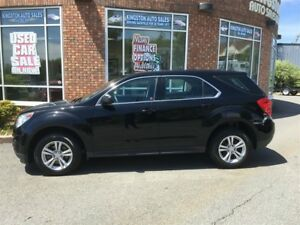 2013 Chevrolet Equinox LS AWD | $75/wk, taxes in, $0 down (60mo)